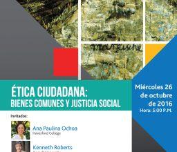 Lanzamiento Centro de Ética y Democracia en la Universidad Icesi – Cali